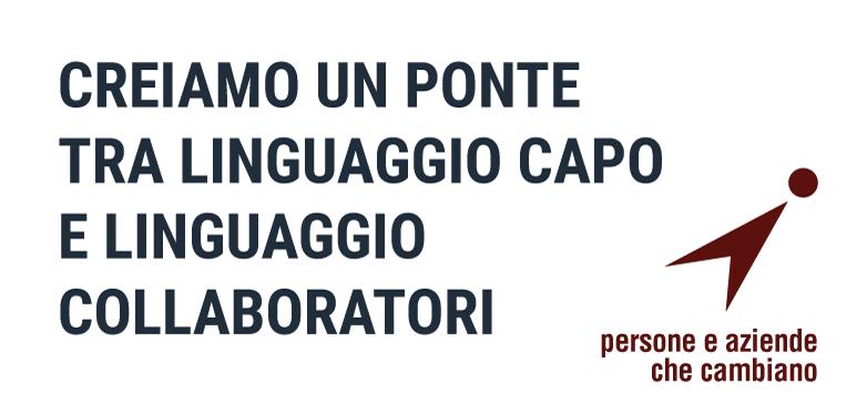 Carriere italia - ponte capo linguaggio