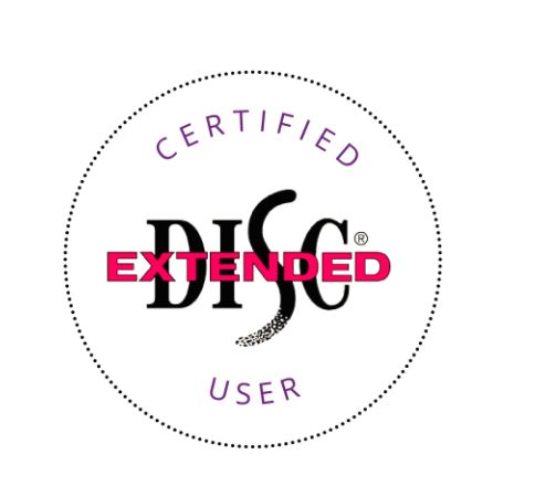 Certified Extended Disc user